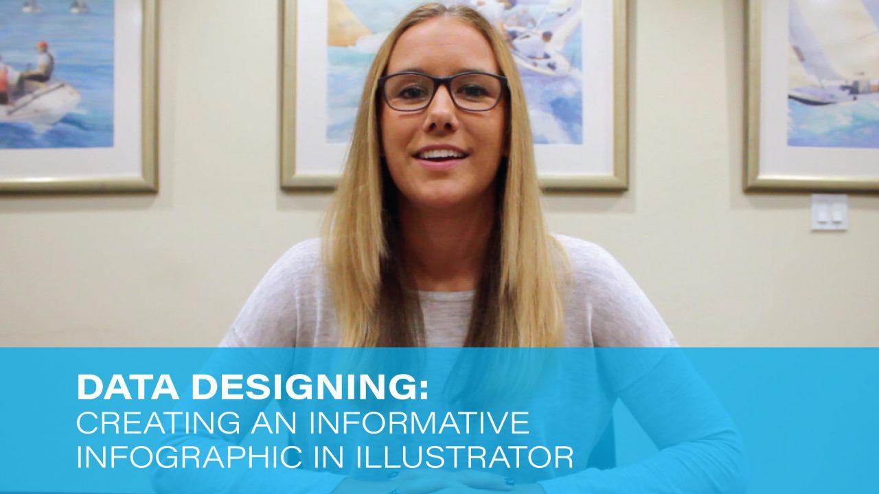 Data Designing: Creating an Informative Infographic in Illustrator